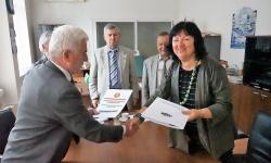 СОСЗР и СБЖ подписаха меморандум за сътрудничество