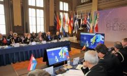 Контраадмирал Митко Петев взе участие в ежегодната конференция на командващите ВМС