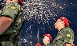 Военнослужещи от Сухопътните войски ще участват в националните прояви на 1 и 2 юни
