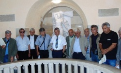 Завърши автопоходът на запасни и резервисти по историческите места на България