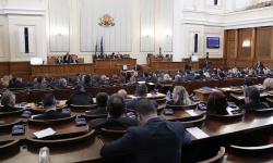 Депутатите гласуваха двата проекта за модернизация на армията