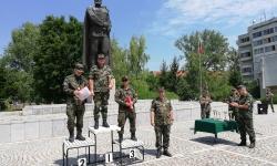 Шампионат по военен трибой между формированията в Сухопътните войски
