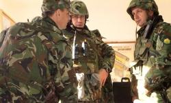 """Сухопътни войски провеждат командно-щабно учение """"БАЛКАН 2018"""""""
