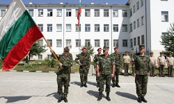Нов командир на 78 батальон за осигуряване