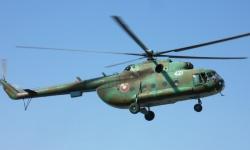 Инцидент с вертолет Ми-17 е станал в района на летище Крумово