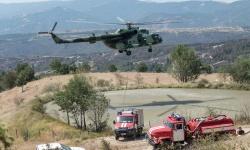 Състоянието на бордния техник на катастрофиралия вертолет Ми-17 е стабилно