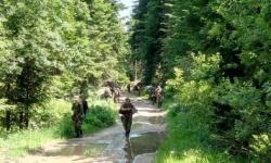 101 алпийски полк - Смолян  проведе летен полеви лагер