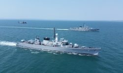 "Започна тактическото учение ""Черно море 2018"""