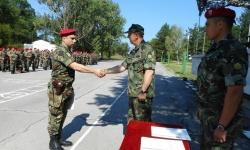 Отличия на военнослужещи за принос към европейската система за сигурност