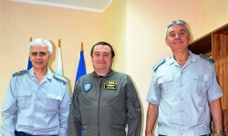 Базата за командване, управление и наблюдение на ВВС навърши шест години