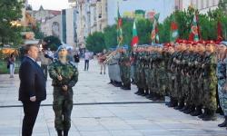 Пловдив отбеляза възстановения си боен празник