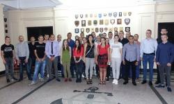 Приеха 20 курсанти във Воeнноморското училище