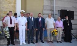 Почетоха първия български адмирал, командвал флотa