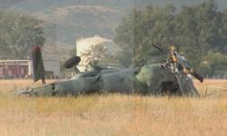 Комисията за разследване на авиационното произшествие с хеликоптер Ми-17 завърши своята работа