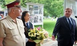 Откриха изложба за 140 години от създаването на Българската армия