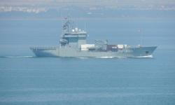"""Корабите, участващи в учението """"Бриз 2018"""", започнаха действия на море"""