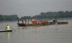 За 61-ви път се проведе масово преплуване на Дунав при Свищов