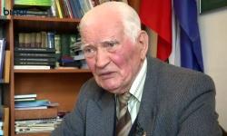 Честито на кап. Атанас Илев. Закръгли 95 години