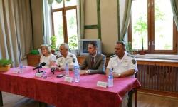 Бургас отбеляза празника на Военноморските сили