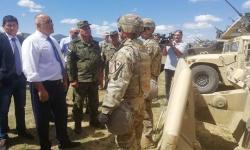 Премиерът Бойко Борисов: С тези учения променямe мисленето, поздравявам българското командване