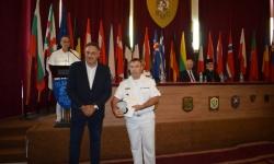Отличия за военни моряци