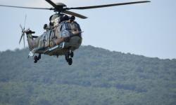 """Няма пострадали военнослужещи и граждани при инцидент  с вертолет """"Кугар"""""""