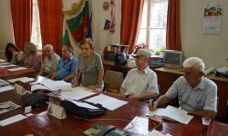 Първото заседание на Инициативния комитет се проведе в централата на Съюза на ветераните от войните в столицата. Снимка Димитър Бебенов