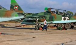 Морска подготовка на екипажите на Су-25