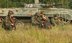 Предстои сертификация на рота за Силите за отговор на НАТО и Силите за бърз военен отговор на ЕС