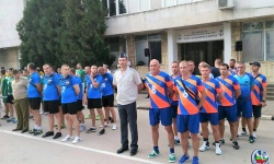 ВВМУ, НВУ, ВВС и СКС – класирането на Държавния военнен шампионат по волейбол