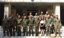 Предстои многонационално учение на Силите за специални операции