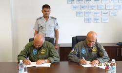 16 транспортна авиогрупа e с нов командир