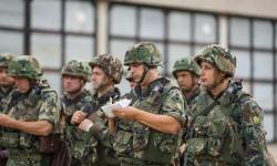 """Рота от 61-ва бригада с оценка """"боеготов"""""""