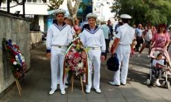 ВМС участваха в честването на Деня на Съединението