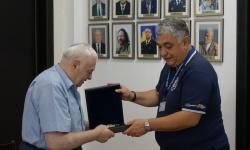 Капитан I ранг о.р. Михаил Йонов навърши 70 години. Честито!