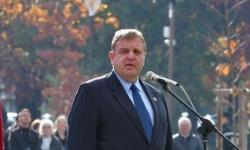 Министър Каракачанов ще участва в Първия национален събор на запасното воинство