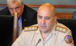 В Комисията по отбрана представиха най-високо поставения артилерист