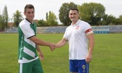 Футболните отбори на Сухопътните войски на България и Сърбия не успяха да се победят