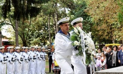 Военнослужещи от ВМС участваха в празника на Добрич