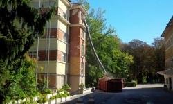 В Шумен вече ремонтират сградата на Щаба на бившето военно училище