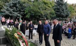 "Поставиха паметни плочи до монумента на ""Булаирци"" в Кюстендил"