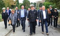 Ролята и мястото на Военноморските сили в отбраната обсъди Комисията по отбрана във Варна