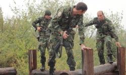 Тактическа група  от 68 бригада Специални сили  участва в  ротационна подготовка в Германия