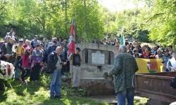 100 години от Първата световна война: Възпоменателно учение край Дойран