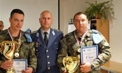 Първо място за Специалните сили в престижно  международно състезание