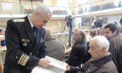 Представиха книга със записки на контраадмирал Иван Вариклечков