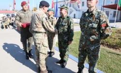 Наградиха за успешна мисия българските военнослужещи в Босна и Херцеговина