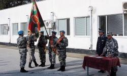 Военнослужещи положиха военна клетва в авиобаза Крумово