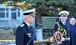 Празник и награди във ВМС