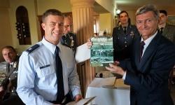 """Медали """"100 години от Първата световна война"""" за чуждестранни военни дипломати"""